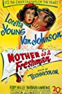 Mother Is a Freshman (1949) Poster