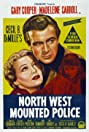 North West Mounted Police (1940) Poster