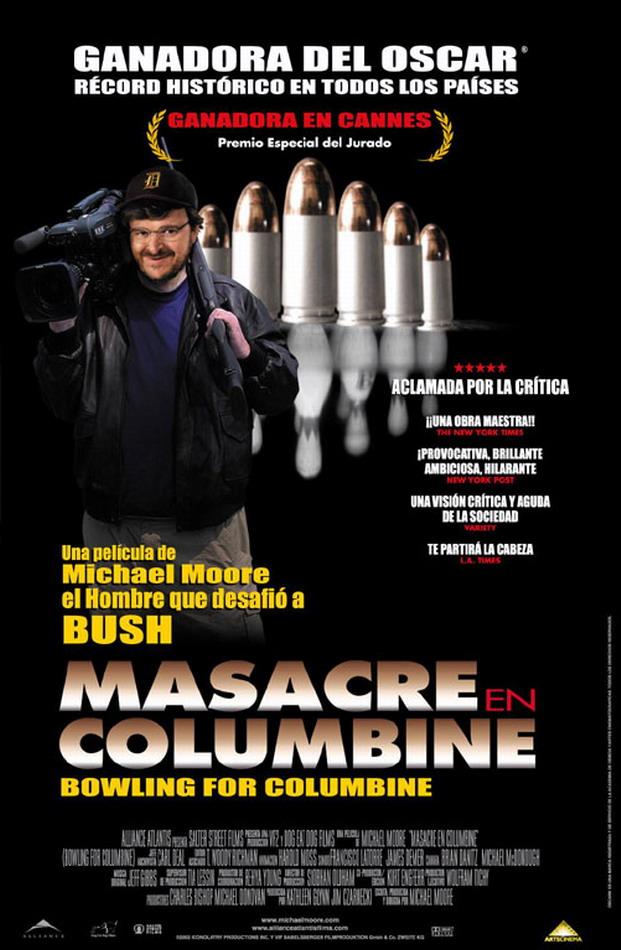 michael moore columbine