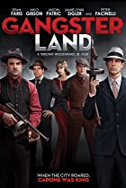 Gangster Land (2017) Poster