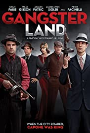 Gangster Land Poster