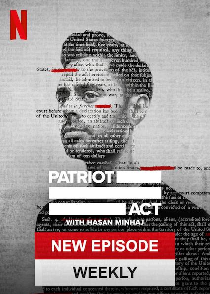 哈桑·明哈吉:愛國者法案 (第6季)   awwrated   你的 Netflix 避雷好幫手!