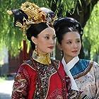 Li Sun, Qian Sun, and Zihan Zhou in Zhen Huan Zhuan (2011)