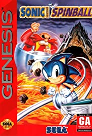 Sonic Spinball(1993) Poster - Movie Forum, Cast, Reviews