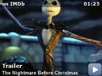videos - A Nightmare Before Christmas