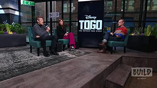 """BUILD: Shooting Disney+'s """"Togo"""" Deepened Willem Dafoe's Love for Animals"""