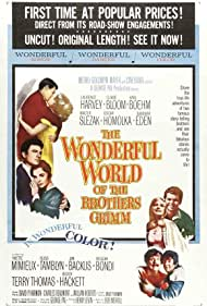 The Wonderful World of the Brothers Grimm (1963) Poster - Movie Forum, Cast, Reviews