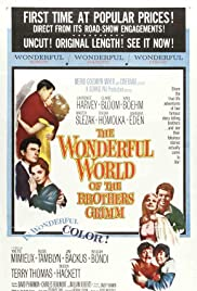 The Wonderful World of the Brothers Grimm (1962) Poster - Movie Forum, Cast, Reviews