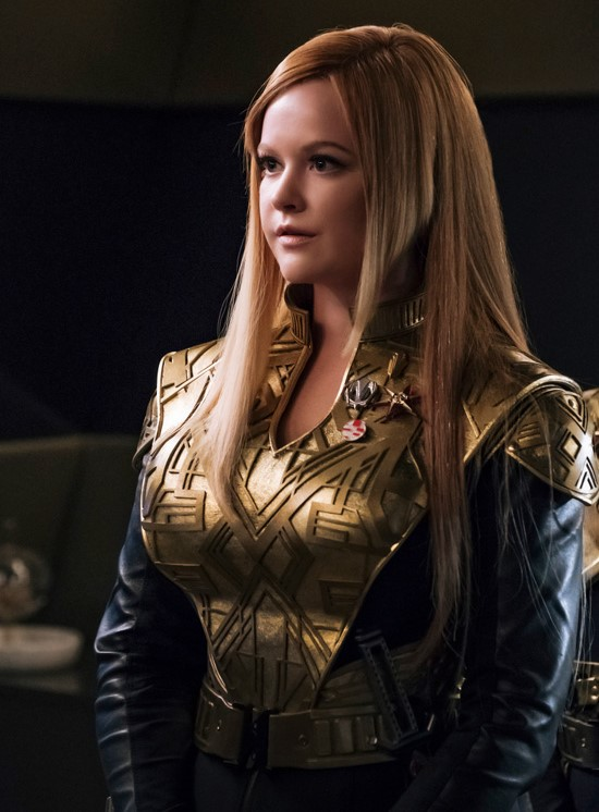 Mary Wiseman in Star Trek: Discovery (2017)