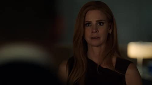 Suits: A Harvey-And-Donna Fight Ends With A Surprise Visitor