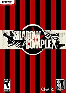 New movies site free download Shadow Complex [mov]