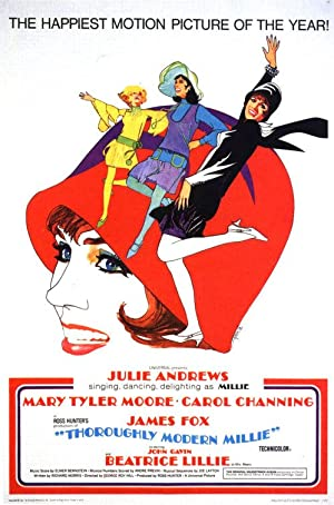 Thoroughly Modern Millie Poster Image