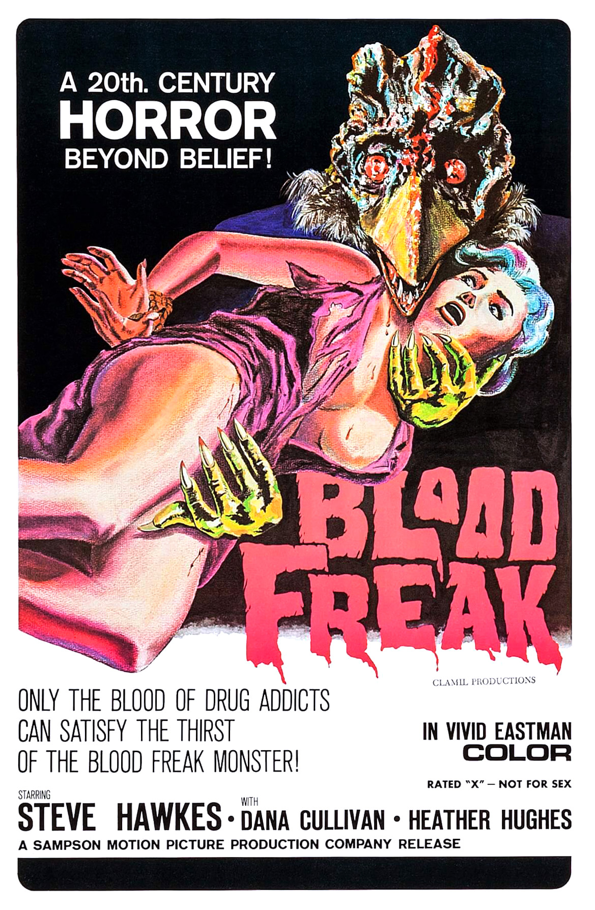 Blood Freak (1972) - IMDb