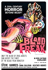Blood Freak Poster