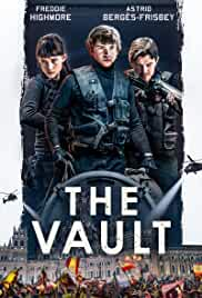 The Vault (2021) HDRip English Movie Watch Online Free