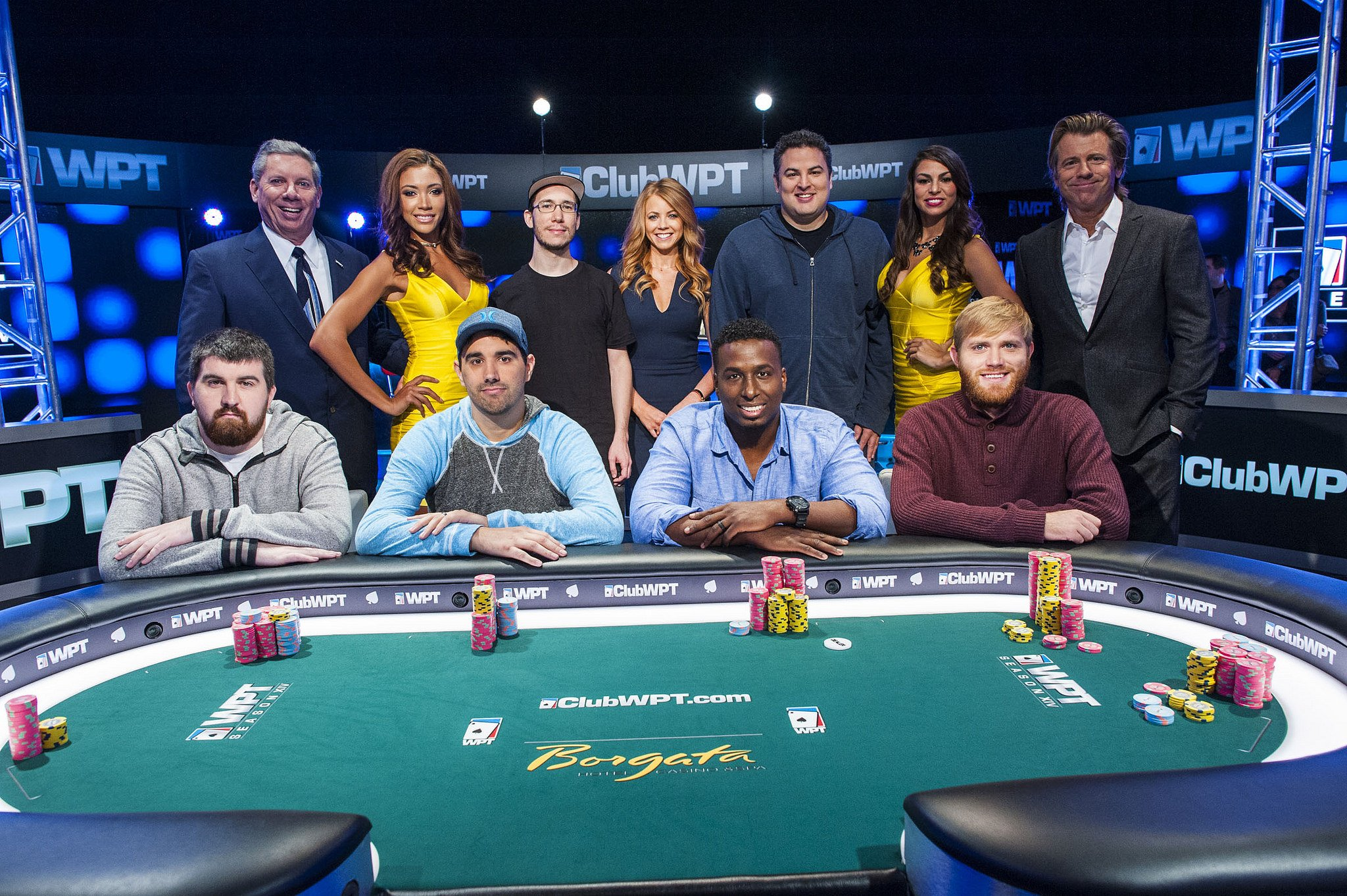 World Poker Tour Borgata Poker Open Part 2 Tv Episode 2016 Imdb