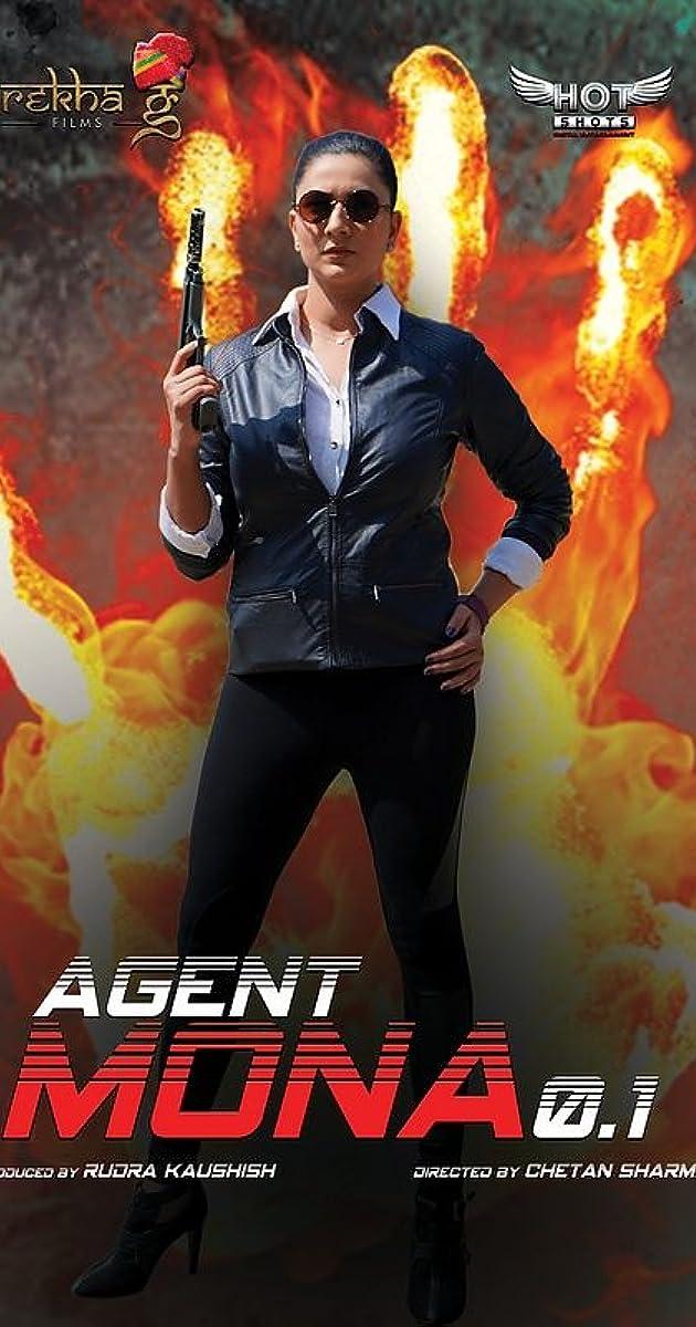 Agent Mona (2020) HotShots Originals