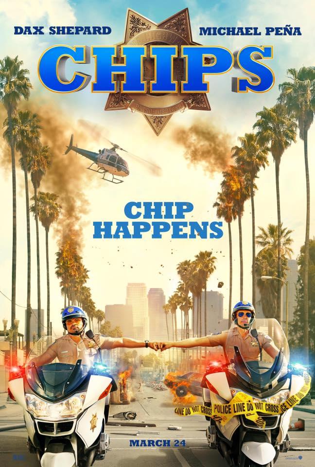 CHiPs – O Filme Dublado