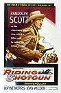 Riding Shotgun (1954) Poster