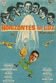 Horizontes de luz Poster