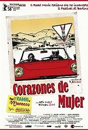 Corazones de mujer Poster