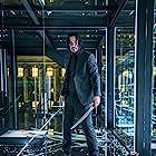 Keanu Reeves and Cecep Arif Rahman in John Wick: Chapter 3 - Parabellum (2019)
