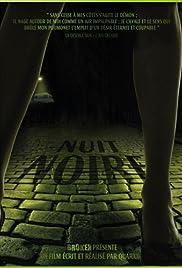 Nuit noire Poster