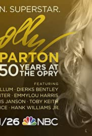 Dolly Parton: 50 Years at the Opry Poster