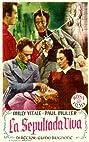 La sepolta viva (1949) Poster