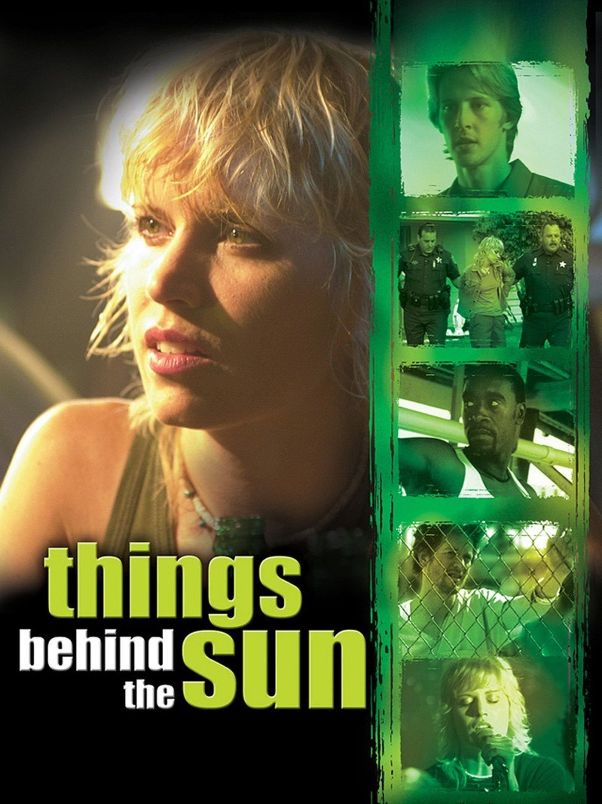 Anapus saulės (2001) / Things Behind the Sun