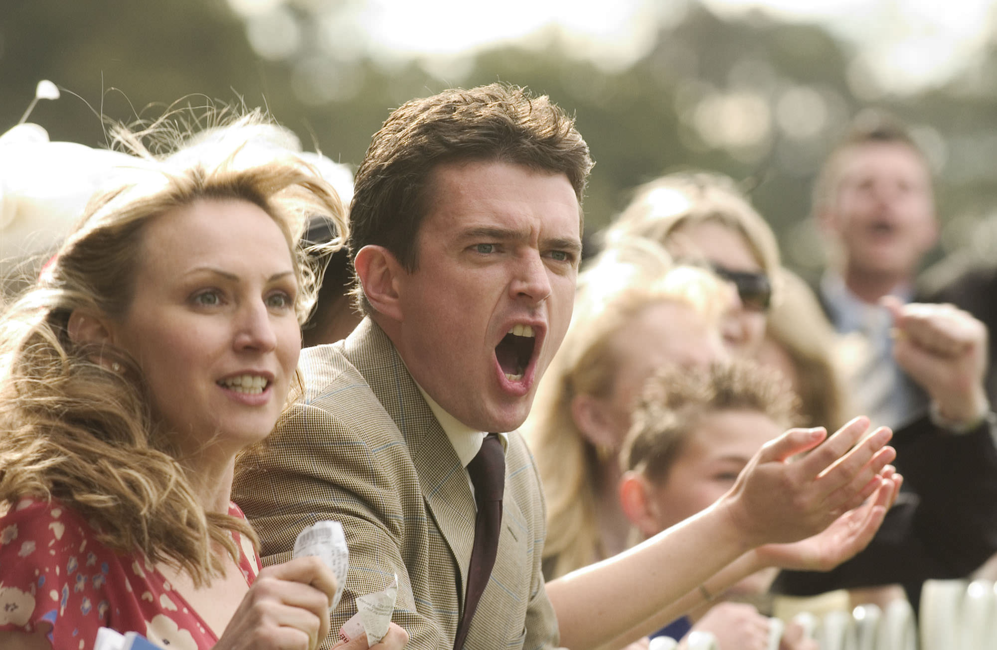 Matt Day and Lisa McCune in Hell Has Harbour Views (2005)