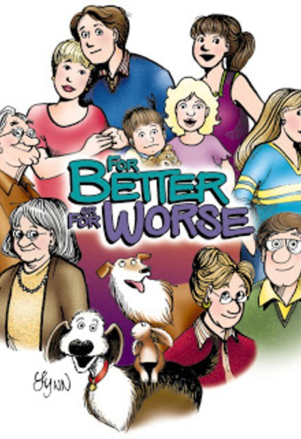 For Better Or Worse Comic