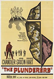 The Plunderers (1960) Poster - Movie Forum, Cast, Reviews