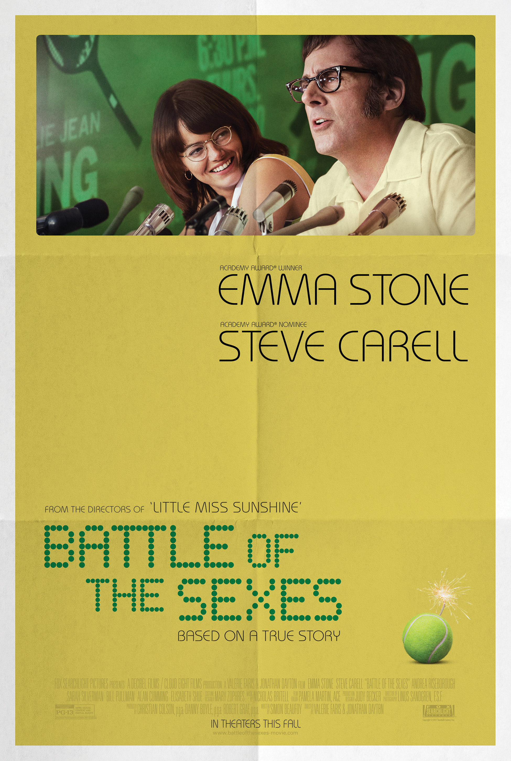 Battle of the Sexes (2017) - IMDb