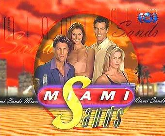 James Hyde, Jenna Gering, Jackson Rose, and Jennifer Taylor in Miami Sands (1998)
