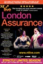National Theatre Live: London Assurance (2010) Poster