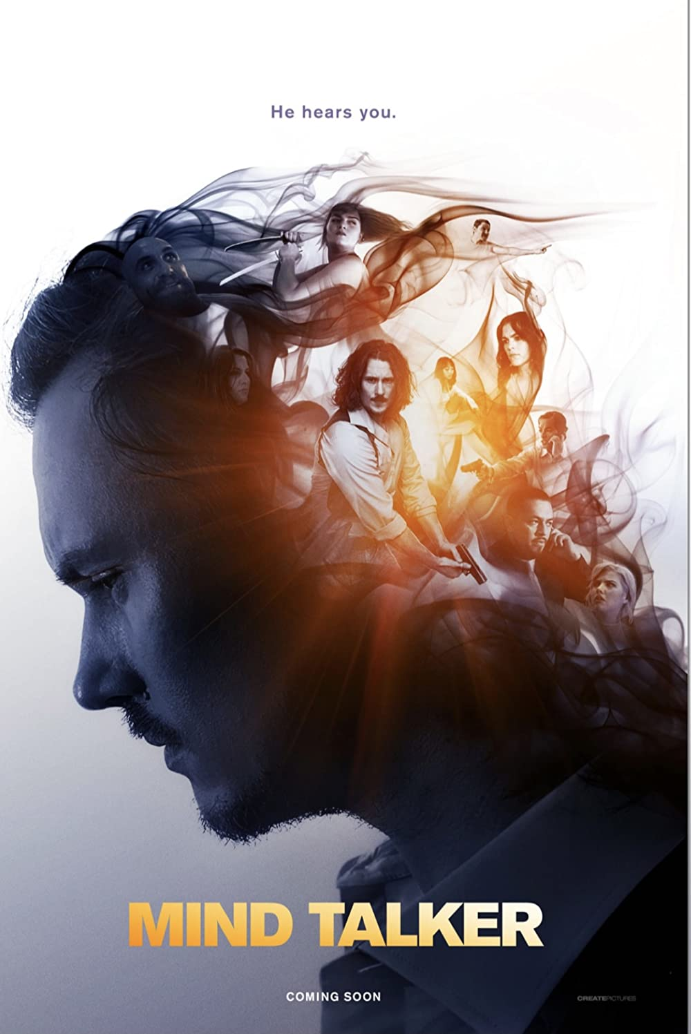 Mind Talker (2021) Tamil Dubbed (Voice Over) & English [Dual Audio] WebRip 720p [1XBET]