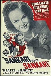 'Sankari kuin sankari' Poster
