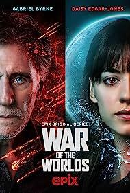Gabriel Byrne and Daisy Edgar-Jones in War of the Worlds (2019)