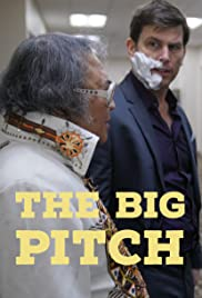 The Big Pitch Poster