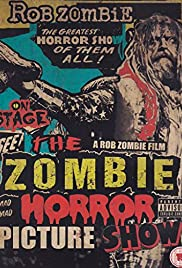 The Zombie Horror Picture Show (2014) Poster - Movie Forum, Cast, Reviews