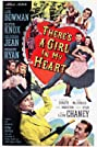 There's a Girl in My Heart (1949) Poster