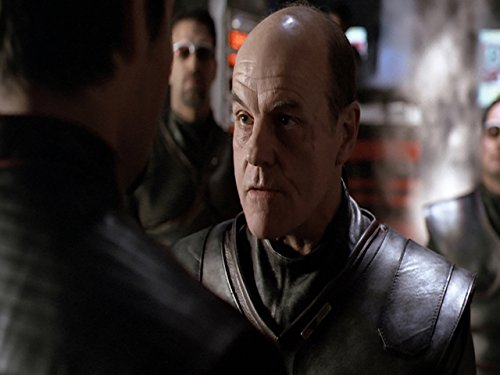 Michael Ironside in Andromeda (2000)