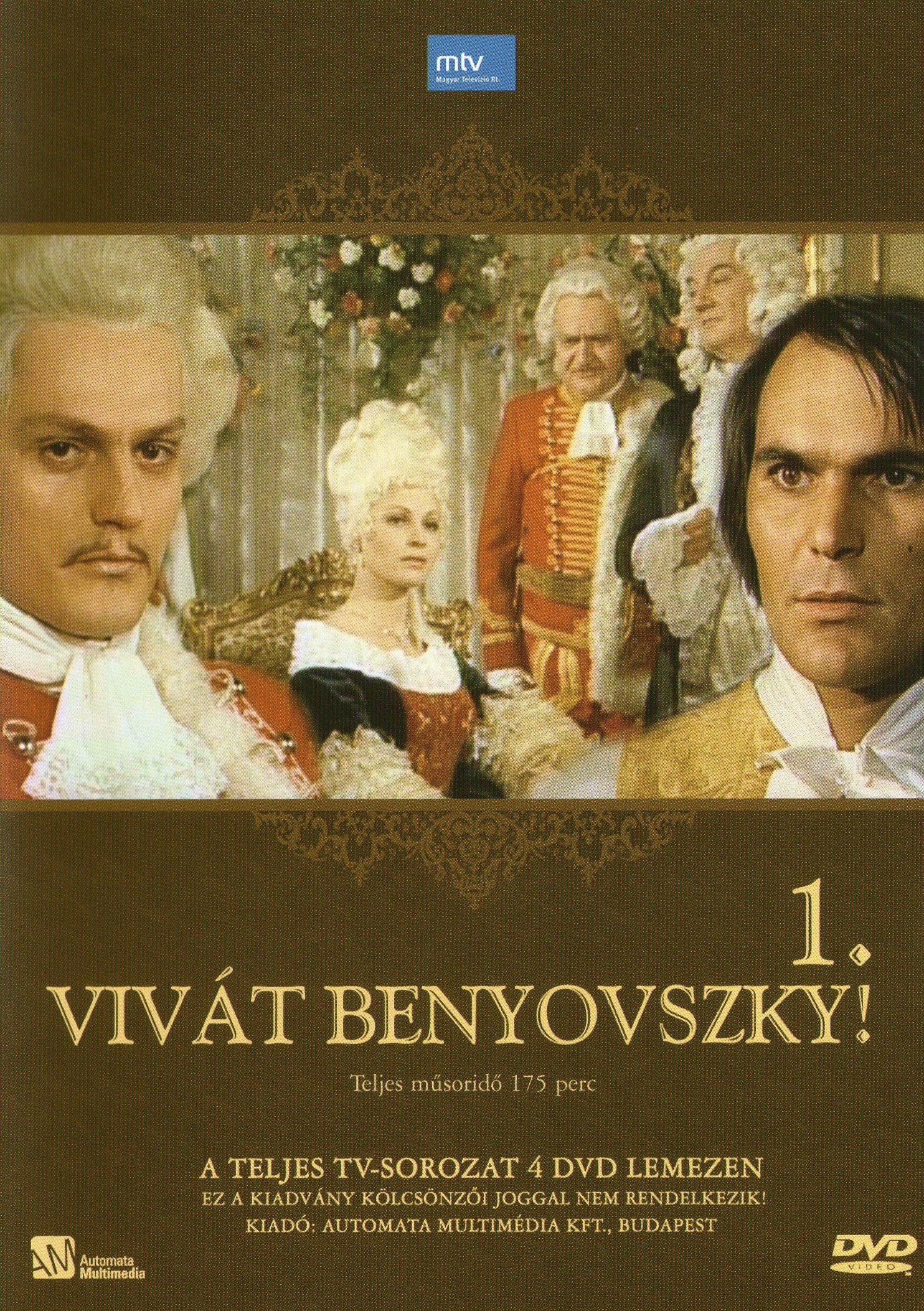 Jozef Adamovic and Jácint Juhász in Vivát, Benyovszky! (1975)