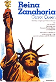The Carrot Queen Poster