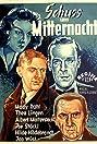 Schuß um Mitternacht (1950) Poster