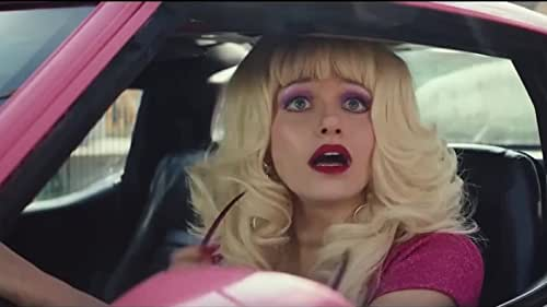 An unauthorized limited series based on the Hollywood Reporter's investigative article about Angelyne, L.A.'s mysterious billboard icon.