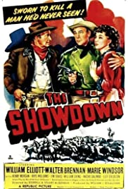 The Showdown (1950) Poster - Movie Forum, Cast, Reviews