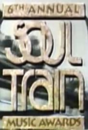 The 6th Annual Soul Train Music Awards Poster