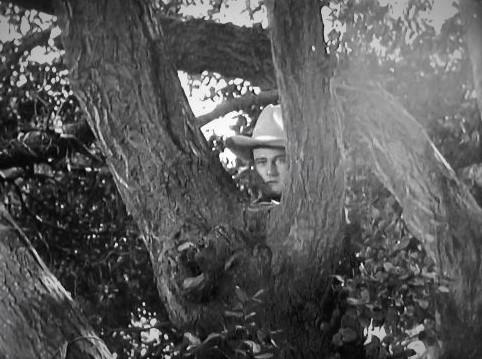 John Wayne in Haunted Gold (1932)